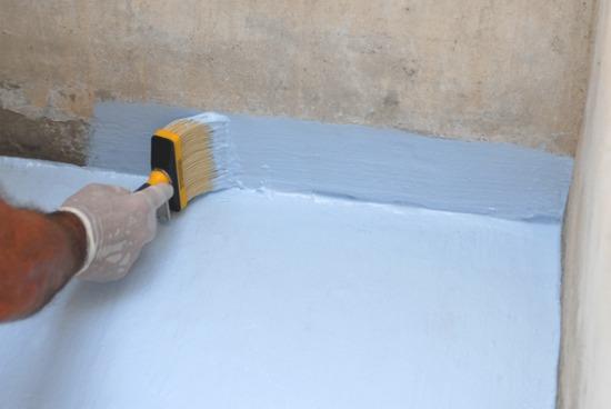 WG-acquastop - Guaine liquide e cementizie per tetti, terrazzi, piscine - Impermeabilizzanti