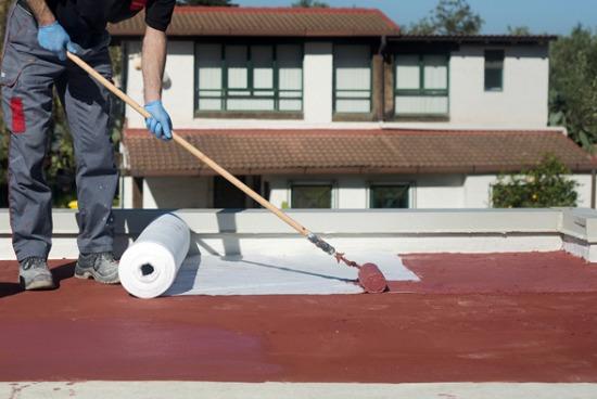 WG-tex - Guaine liquide e cementizie per tetti, terrazzi, piscine - Impermeabilizzanti