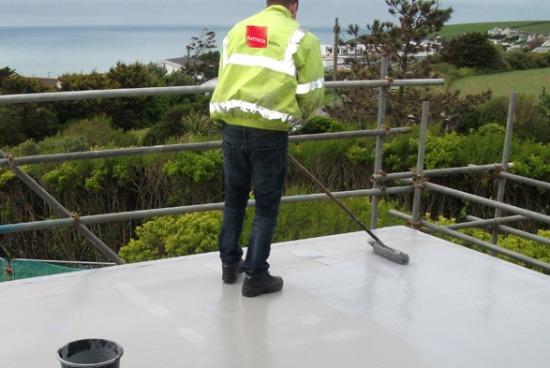 WG-polytech - Guaine liquide e cementizie per tetti, terrazzi ...
